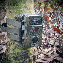 Hunting Camera 12MP 720P Scouting Game Trail Camera Outdoor Infrared Night Vision Animal Observation Camera Recorder