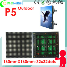 factory express outdoor full color led video wall led module p5mm , full color p5 outdoor display module p3 p4 p6 p10 hub75