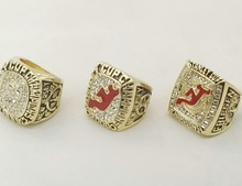 Wholesale Promotion For Hockey High Quality 3pcs 1995/2000/2003 New Jersey Devils Championship Ring(China)