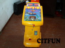 amusement children coin operated games pinball machine CIT-KR075