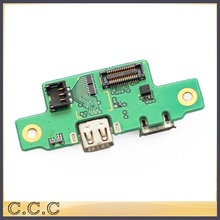 Original Charger Dock Port Connector for Motorola Moto XOOM 2 MZ615 MZ617 USB Charging Flex Cable Board