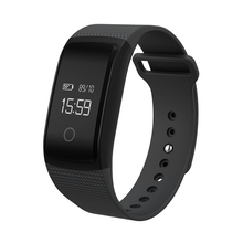 Ostenta passometer inteligente pulseira bluetooth 4.0 smart watch para android ios monitor de sono pulseira relógio para iphone samsung