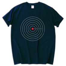 GROUP THERAPY Funny Target Shooting T shirt men Gun Rights AR15 design pattern tee shirt(China)