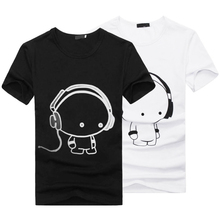 Buy Valentine Shirts Woman Cotton cute Boy Couples Leisure T-shirt Man Tshirt Short Sleeve O neck T-shirt 1PX Fashion 2018 New Hot for $3.21 in AliExpress store