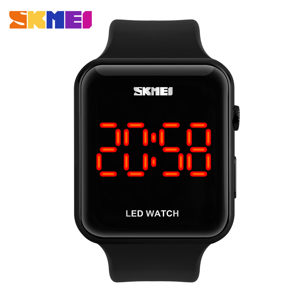 Hot 2017 Waterproof China Sport Led digital wrist Watches men Fashion Style Electronics Outdoor design simple wristwatches <br><br>Aliexpress