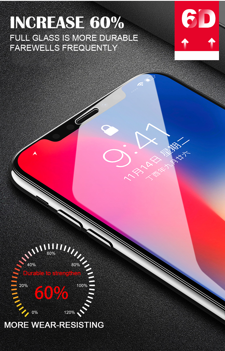 Ultra Glass Iphone X Protector