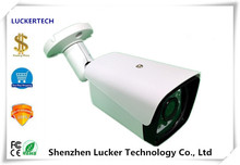 Luckertech IP HD Bullet Metal Waterproof IP66 Camera 720P/960P/1080P ONVIF PoE 6 LED NightVision IRC CCTV Security(China)