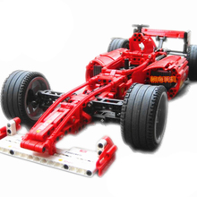 Decool 3334 Formula Series Transport 1:10 Racing Car Model 726pcs Model Building Block Sets Educational DIY Bricks Toys leping