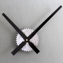 New Replacement electronic clock mechanism choice of movement hands DIY fish Free assembly design movement sweep mechanism XM