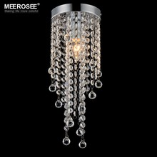 Small Crystal Ceiling Light Crystal Lustres Lamp Lustres Light Stair Crystal Lighting Aisle Porch Corridor Light  1 piece