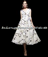 designer 100% pure natural mulberry silk Organza satin comfortable soft Wedding dress fabric cooled summer song 1 meter O084(China)