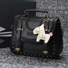 High Quality PU Leather Baby Stroller Bag Zipper Mommy Maternity Bag Waterproof Baby Nappy Bag Diaper Organizer, Free Adornment