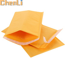 (140*200mm) 30pcs/lots Bubble Mailers Padded Envelopes Packaging Shipping Bags Kraft Bubble Mailing Envelope Bags