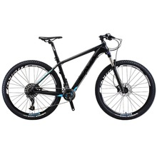 "SAVA DECK380 Mountain Bike 27.5"" T800 Carbon Fiber Frame Complete Hard Tail MTB Cycle Bicycle with SRAM GX 2 x 11Speed Group Set(China)"