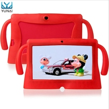 YUNAI Soft Silicone Tablet 7inch Case Cover Universal New Cover Case For Tablet 7inch For Cute E-Books For Sumsung For Huawei