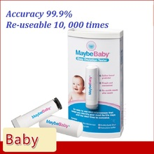 MaybeBaby Easy Re-Usable 10000Times Saliva Ovulation Tester to Identify most fertile days & ideal time to conceive 99.9%Accuracy