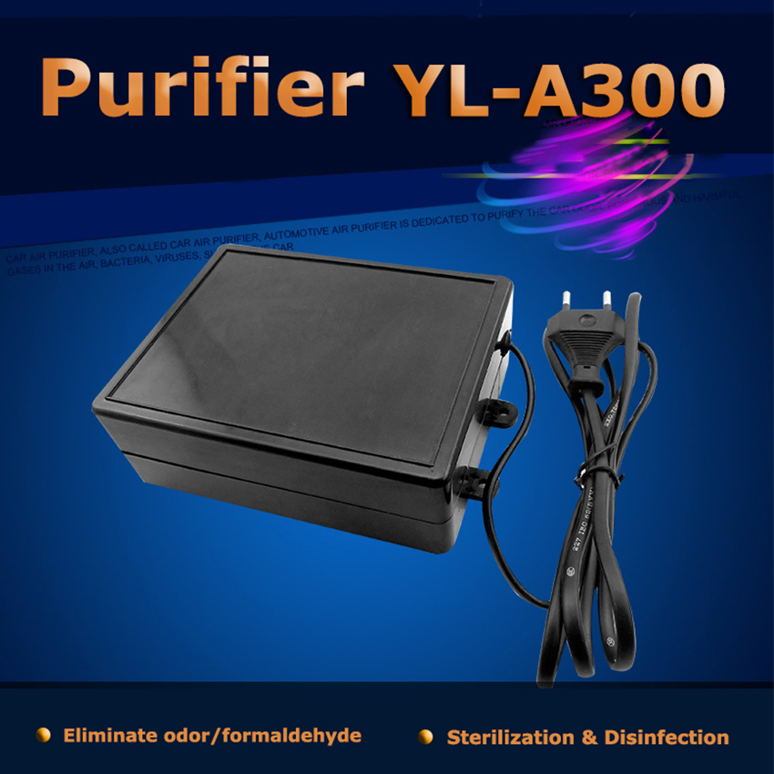 1PC New Fruit and vegetable purifier YL-A300 Purifier Sterilization Disinfection machine 200~400mg/h ozone<br><br>Aliexpress