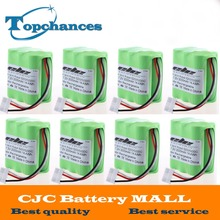 High Quality 8PCS Top Sale 7.2V 2000mAh Vacuum Cleaner Rechargeable Battery For Mint 5200 5200C Free Shipping(China)