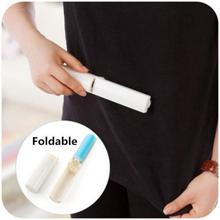Washable Lint Dust Cleaner Folding Lint Hair Removal Brush Portable Carpet Bed Sheet Dust Removal Brush