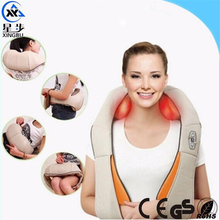 2017 Tens Shoulder Cervical Spine Massager Belt Electric Shiatsu Kneading Heating Infrared Physiotherapy Acupuncture Massage