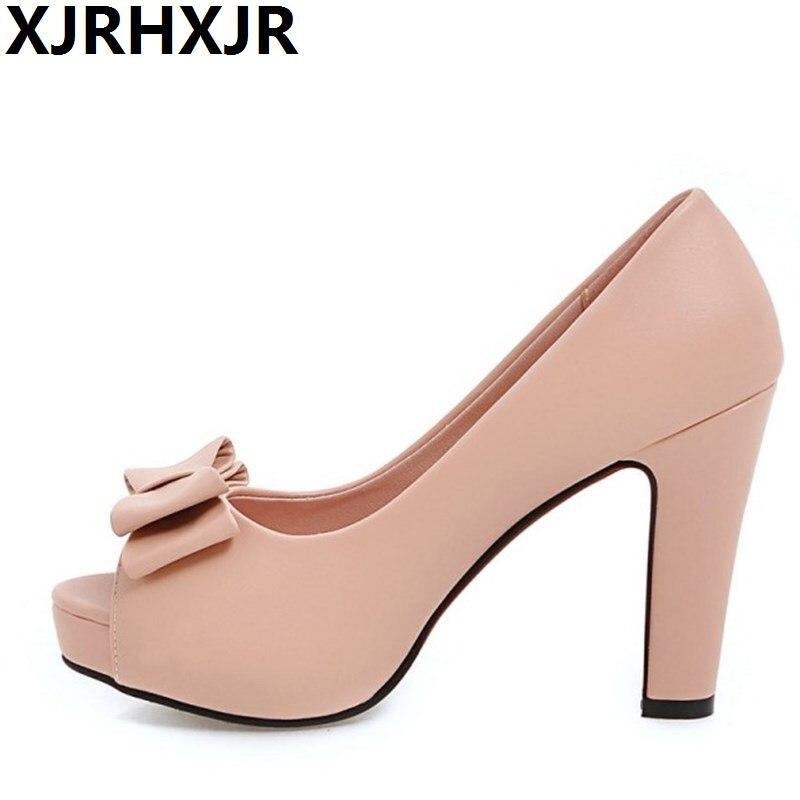 XJRHXJR Gladiator Sandals Shoes Women Summer Open Toe Thick High Heels Dress Shoes Ladies Casual Sweet Platform Summer Sandal<br>