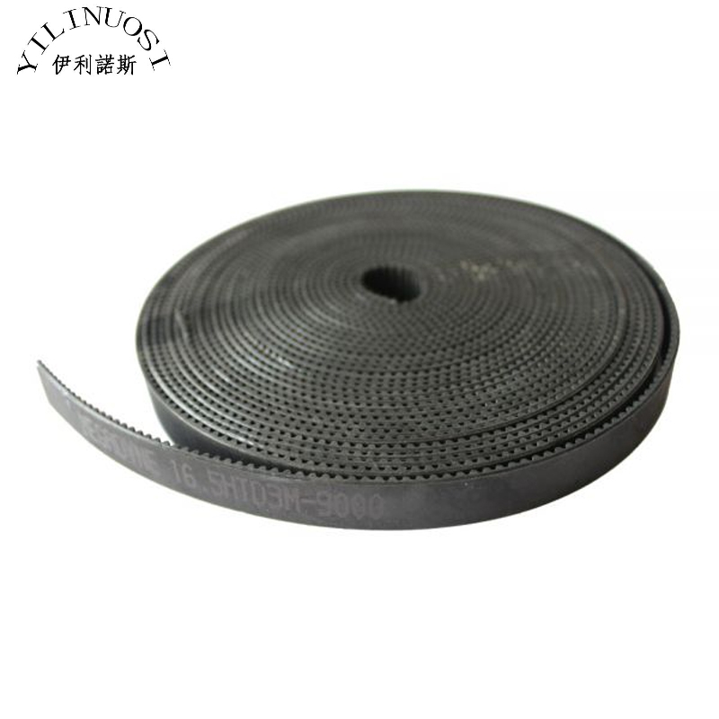 X-Axis 9Meters 16.5HTD3M-9000 Timing Belt for Icontek Inkjet Printers(W:16.5mm)<br>