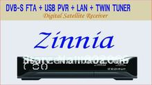 south america satellite two tuner receiver satellite share dongle tv decoder south america dongle(China)