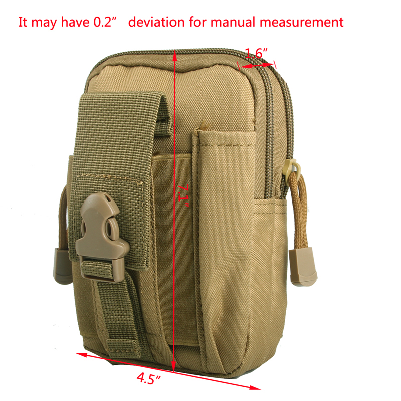 Military Tractical Waist Bag RL10-0007-48