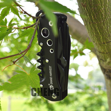 Folding Knife Stainless Steel Multitool Navajas Couteau Pliant Army Pocket Knife Hunting Outdoor Camping Survival Knives(China)