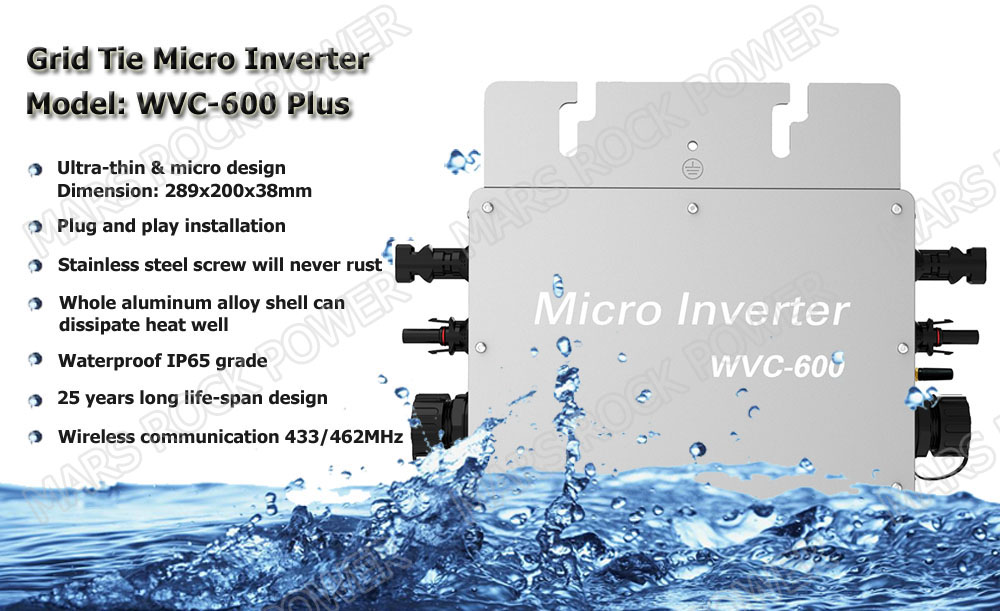 Waterproof Micro Inverter-1
