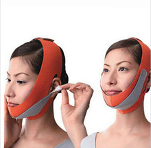 New Women Beauty Health Care Thin Face Mask Slimming Massage Double Chin Face Bandage Massager(China)