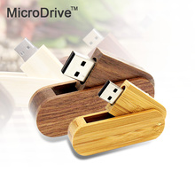 Good price Customized Logo usb flash drive 64G wooden creative gift pendrive wood 8G 16G 32G 64G u disk USB 2.0 flash drive