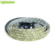 5M/lot Waterproof 120leds/m 600 LED Strip SMD 2835/3528 Flexible light 120led/m warm white/cool white/blue/green/red LED stripe