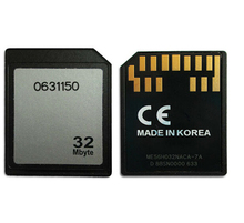 Made in Korea, dual voltage 32MB MMC Multi Media Memory Cards, 10pcs/lot(China)