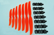Buy 10Pcs RC model aircraft propeller EP5030 6035 7035 8040 8060 9050 1060 2-blade paddle remote control airplane fixing wing sp for $8.58 in AliExpress store