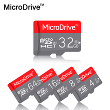 MICRODRIVE micro sd card Memory card 32GB class 10 flash card 64GB 32GB 16GB 8GB 4GB micro sd Transflash USB memory mini sd card