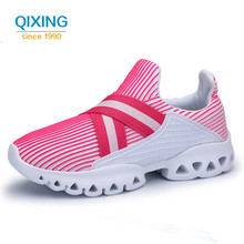 Summer Women's Sneakers DMX Jogging Sport Shoes Female Athletic Shoes Air Mesh Breathable Running Shoes For Women Zapatos Mujer