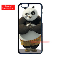 Fashion Kung Fu Panda High Quality Print Case Cover for LG G2 G3 G4 iPhone 4 4S 5 5S 5C 6 6S 7 Plus iPod Touch 4 5 6