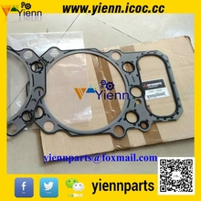 Mit subishi S6R S6R2 S12R S12R2 Cylinder Head Gasket 37501-12200 For MITSUBISHI S6R2-MPTA S6R2-PTA-S Diesel Engine repair parts