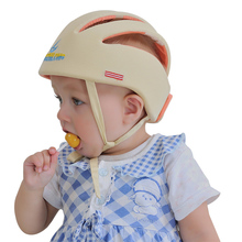 Kids Girls Boys Baby Toddler Safety Helmet  Infant Protective Hat Headguard Hat Adjustable Safety Protective Harnesses Cap