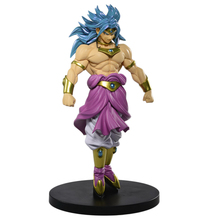 Anime Dragon Ball Z Broli Figure Super Saiyan Broli Doll PVC Action Figures Toy Brinquedos 20cm
