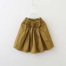 Baby Girl Coton Skirt 2017 Summer Leisure Children Skirts Fashion High-grade Belle Clothing 2-6y Childrens Clothes Wholesale