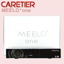 1PC x solo mini 2 Satellite Receiver 750 DMIPS Processor Linux Operating System DVB-S2 MEELO one Support YouTube Cccam STB
