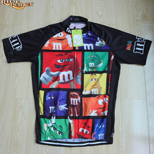 RIDE POINT 2017 Mountain Bike Jerseys Summer Short Sleeve MTB Dh Bike Clothes Cycling Wears Mens Cycling Jersey Maillot Ciclismo(China)