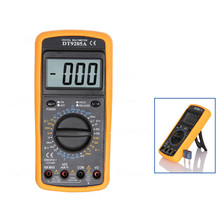 Voltage Measuring Instrument Digital LED Power Panel Meter Ammeter Watt Meter Voltage Meter Free Shipping