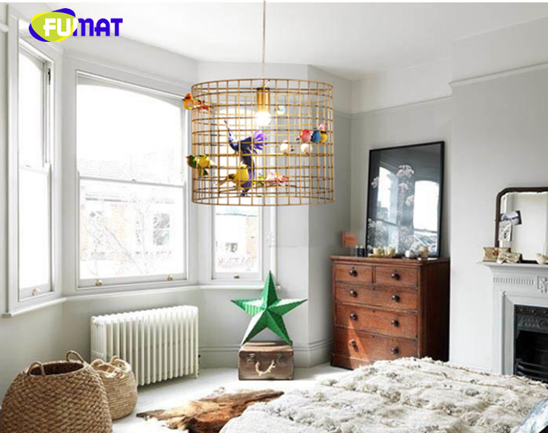Birdcage Pendant Light 12