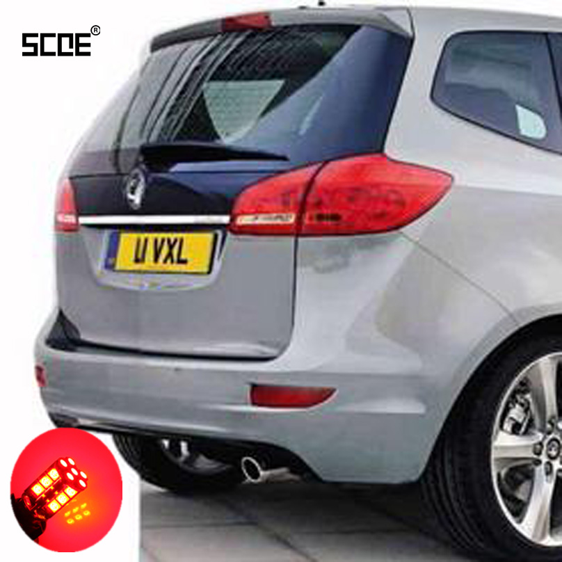 For opel Zafira A (F75) SCOE 2015 New High Quality 2X 30SMD LED Brake /Stop /Parking Rear /Tail Bulb /Light Source Car Styling<br><br>Aliexpress