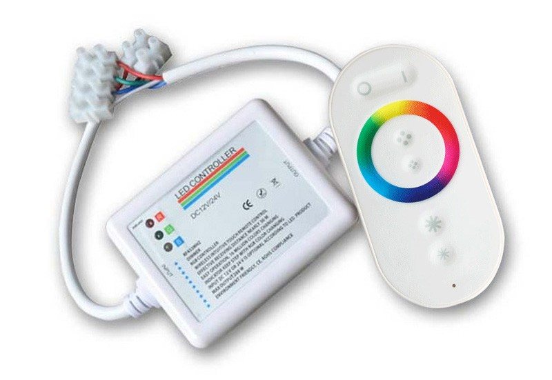 Full Touch remote controller