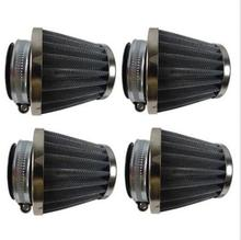 4x 35mm Air Filter Cleaner For 50cc -125cc PZ19 CARB Dirt Bike ATV Go karts ATV(China)