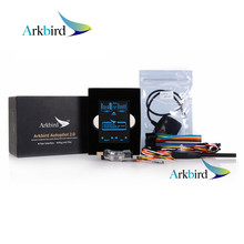 Original Arkbird FPV OSD V2.0 Autopilot Flight Controller System with M8N GPS, Updated Current Sensor and Airspeed sensor